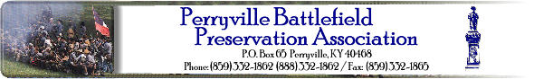 Perryville Battlefield Preservation Association