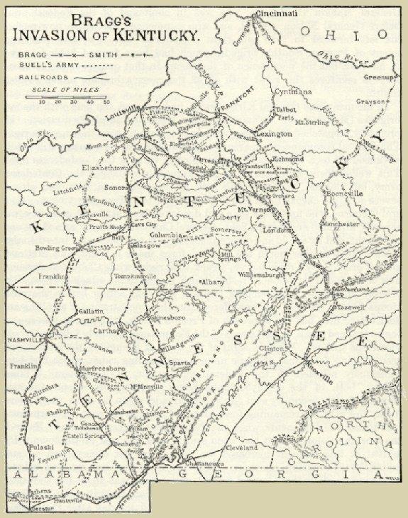 32nd Regiment, Kentucky Infantry